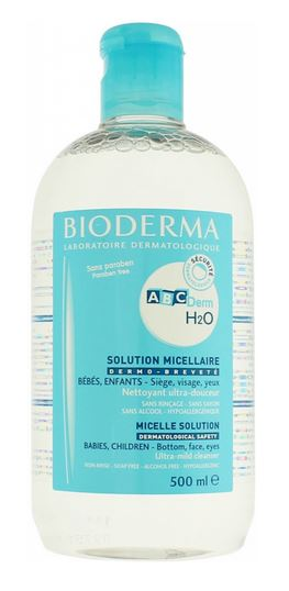 Bioderma ABC Derm H2O voda 500 ml