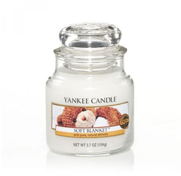 Yankee Candle Soft Blanket 104 g