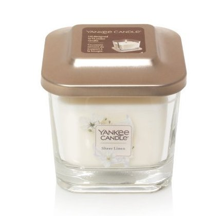 Yankee Candle Elevation - Sheer Linen 96 g