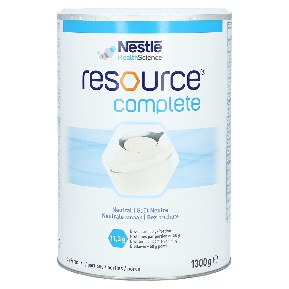 Resource Complete Neutral bez príchuti 1300 g