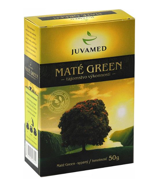 JUVAMED MATE GREEN SYP. 50 g