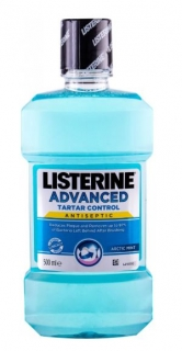 Listerine Advanced Tartar Control ústna voda 500 ml