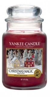 Yankee Candle Christmas Magic 623 g