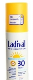 Ladival Transparent spray SPF30 150 ml