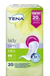 Tena Lady Slim Mini 760256 20 ks