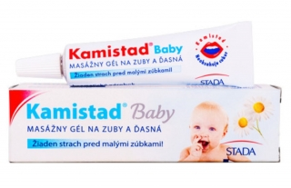 Stada Pharma Kamistad Baby gel 10 ml