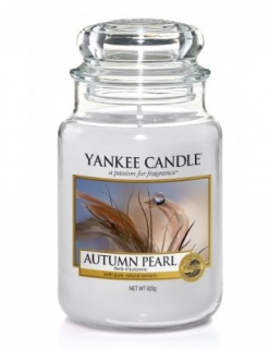 Yankee Candle Autumn Pearl 623 g