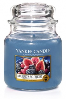 Yankee Candle Mulberry & Fig Delight 411 g