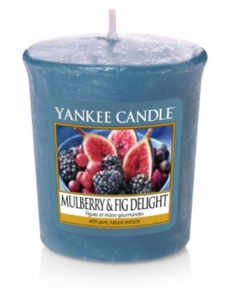 Yankee Candle Mulberry & Fig Delight 49 g