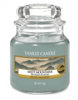 Yankee Candle Misty Mountains 104 g