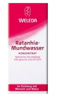Weleda Dental Care ústna voda 50 ml